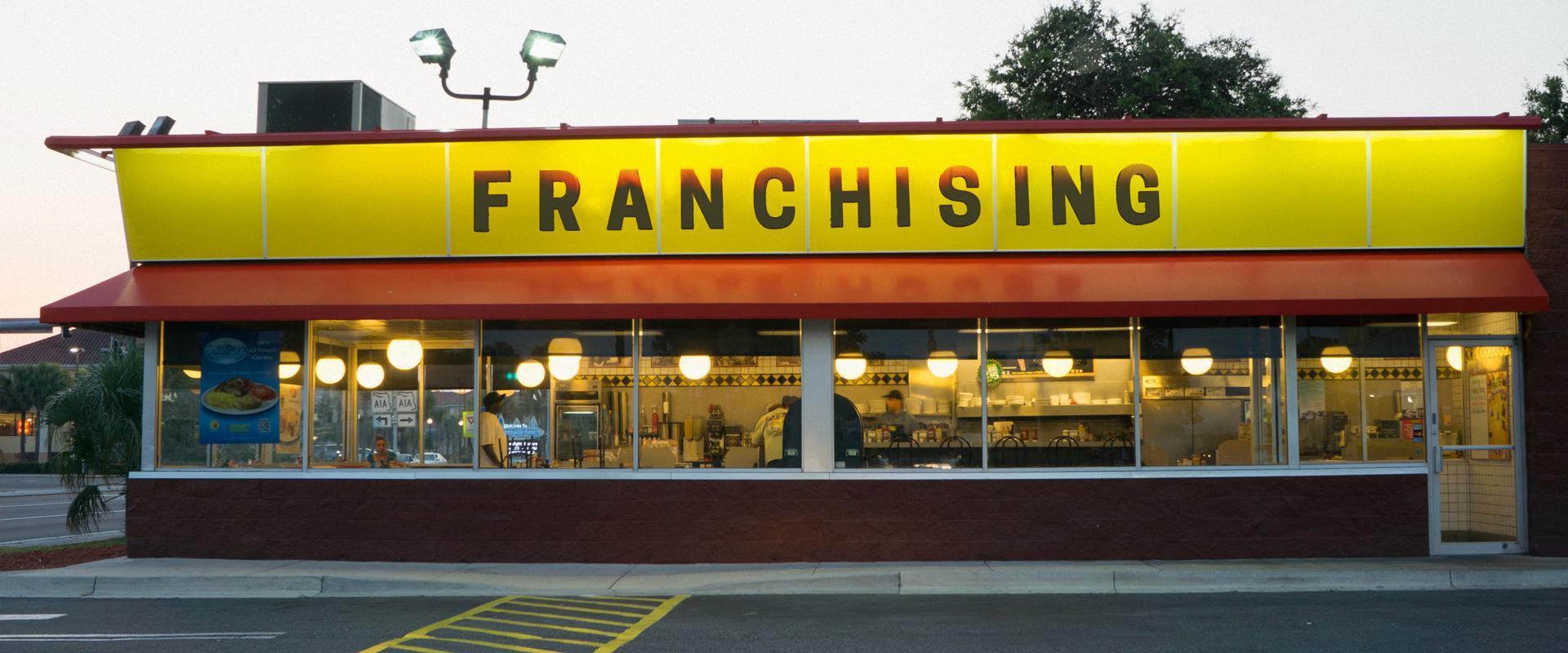 franchise law ireland