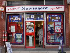 death of newsagency ireland