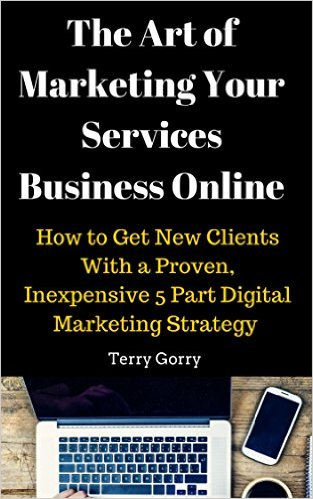 The Art of Marketing Your Services Business Online-ex amazon