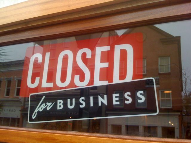 closed-for-business