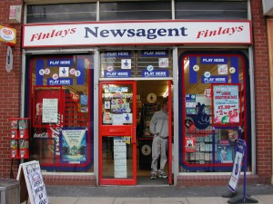 death of newsagency ireland